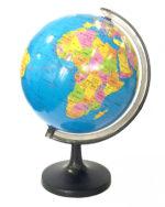 Mini Globe -Political
