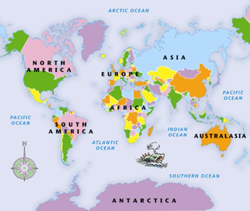 Image Result For Childrens World Map Jigsaw Puzzle