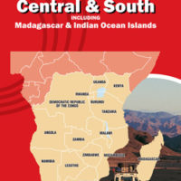 Africa: Central, South Road Map
