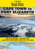 Cape Town - Port Elizabeth including East London Road Atlas