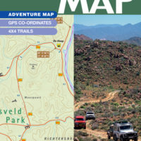 Richtersveld, Fish River Canyon Road Map - ePDF