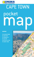 Cape Town Pocket Map - ePDF