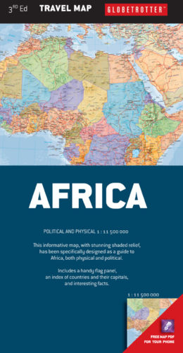 Africa Travel Map