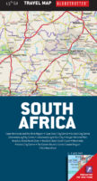 South Africa Travel Map