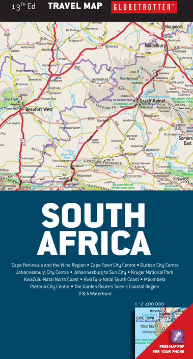 South africa travel map mapstudio specifically for tourists gumiabroncs Images