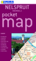 Nelspruit Pocket Map - Previous Edition