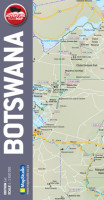 Botswana Adventure Road Map -ePDF