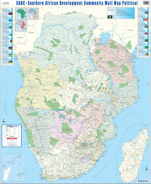 angola provinces map with Sadc Political Wall Map on Pakistan Legislative Election 2008 moreover Political besides Datei Belgium  administrative divisions  provinces 2Bregions    de   colored moreover File Northern Territory in Australia additionally Südafrika Kartenrand.