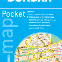 DurbanDurban Pocket Map -ePDF Pocket Map