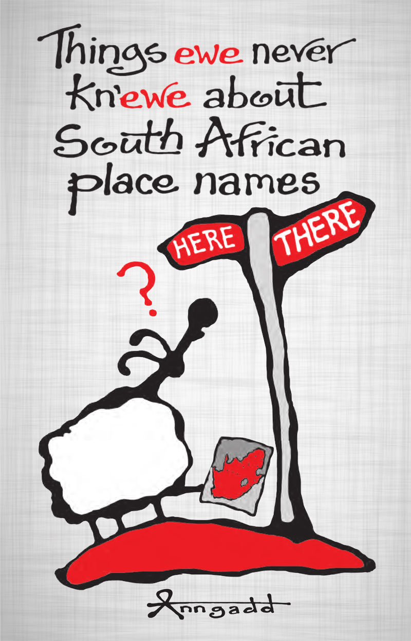 south african place names