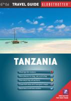 Tanzania Travel Guide eBook