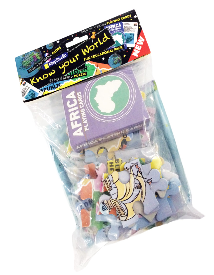 Know Your World Educational Pack