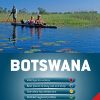 Botswana Travel Guide eBook
