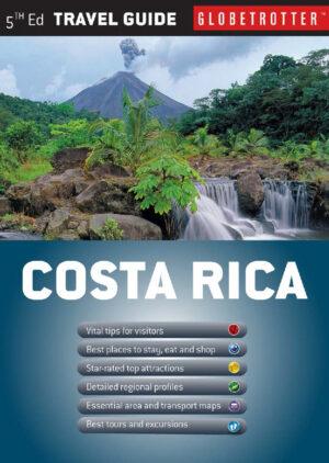 Costa Rica Travel Guide eBook