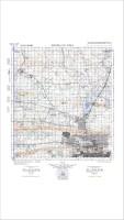 1943 Pretoria Vintage Map