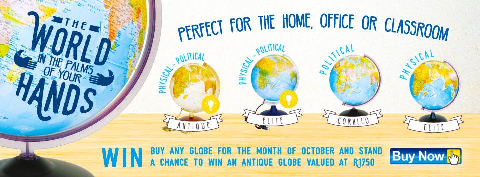 Globe website-banner