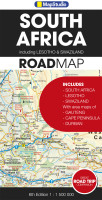 South Africa including Lesotho ,Swaziland Road Map