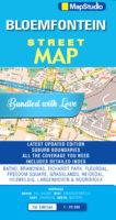 Bloemfontein Street Map