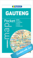 Gauteng Pocket Map