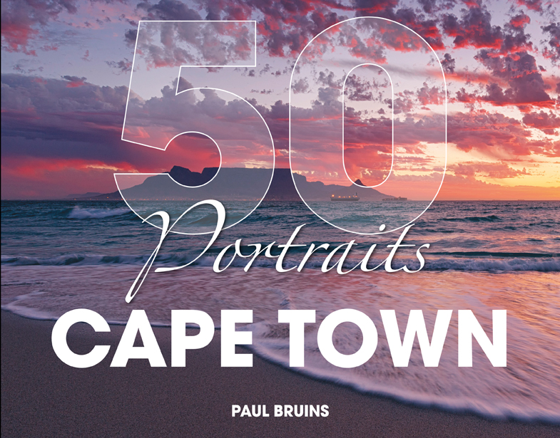 50 Portraits - Cape Town
