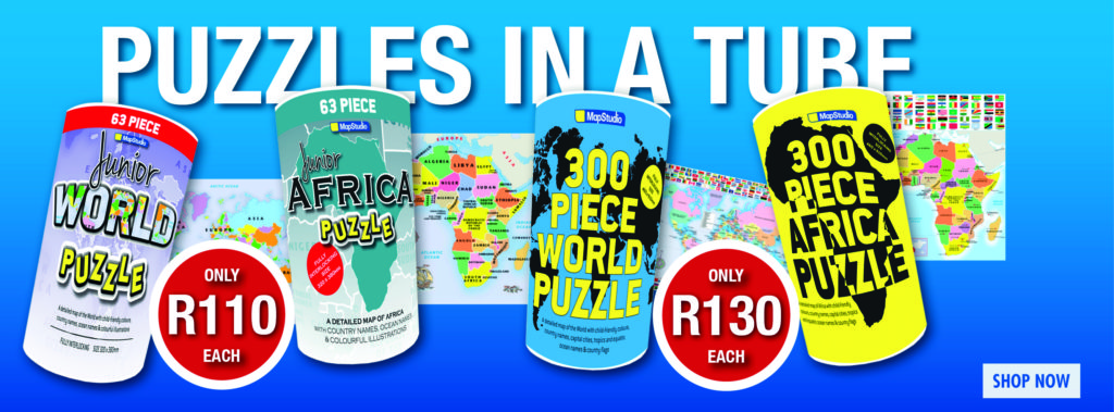 Africa and World Puzzles and Jigsaws