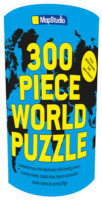 World JIgsaw Puzzle Senior 300 pieces
