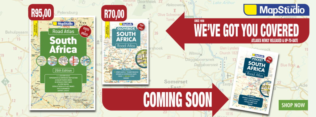 Road Atlases South Africa